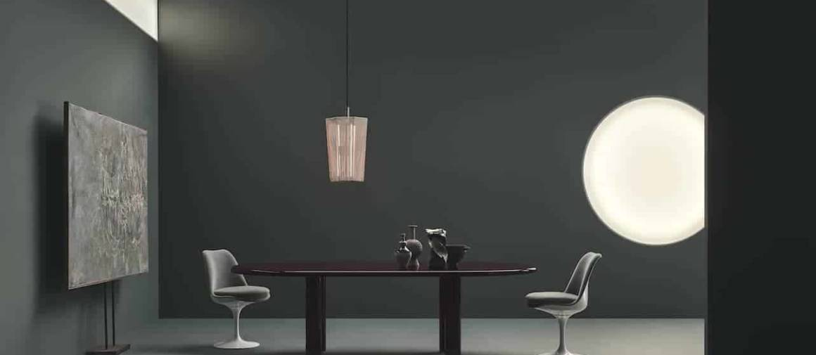 Table Smalto en acier émaillé. Design Barber & Osgerby. ©Knoll