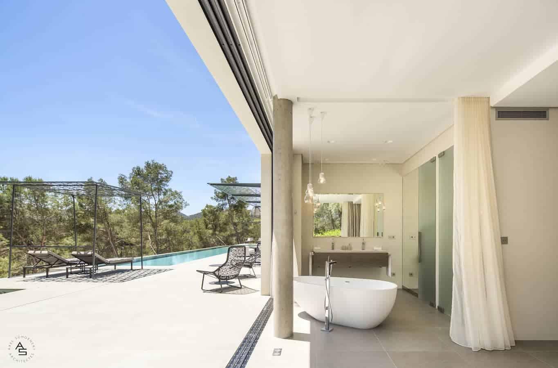 Villa située à Ibiza