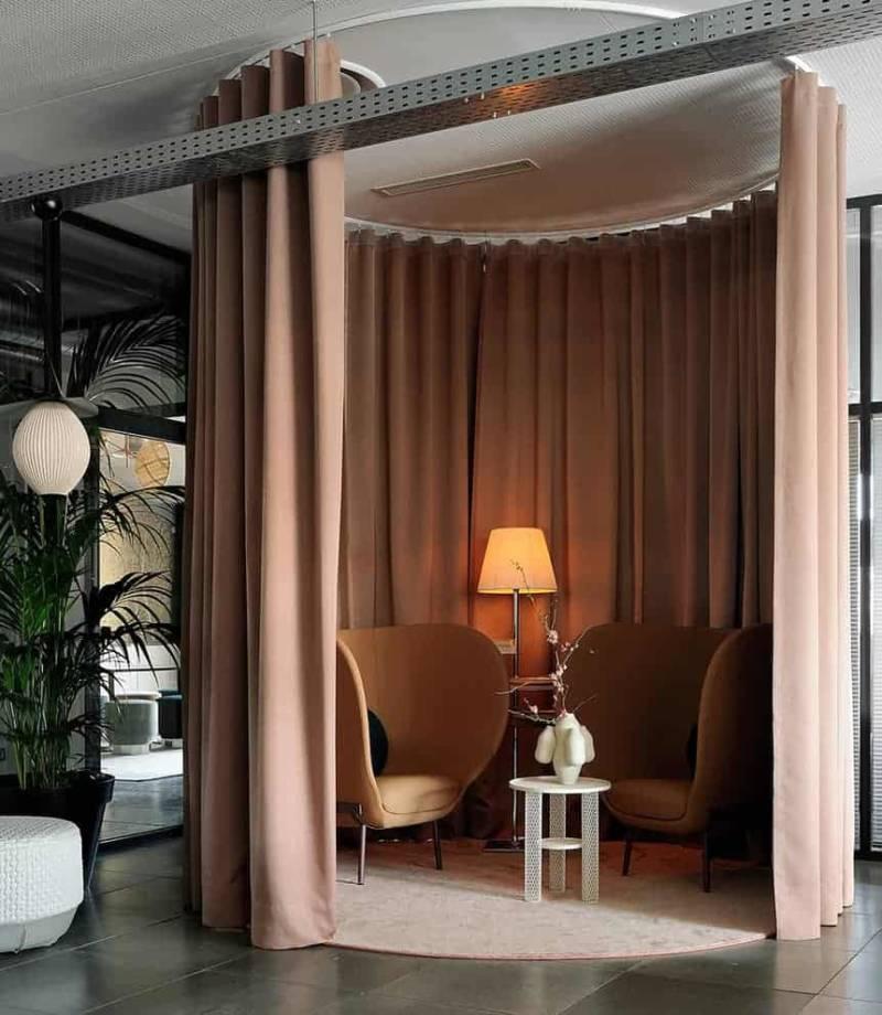 L'espace kohé meeting, réalisé par le studio Claude Cartier