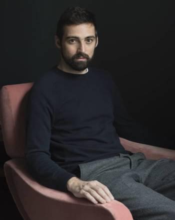 Portrait d'Antoine Simonin – Studio ASAÏ.