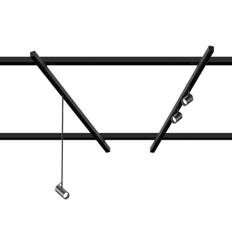 Système d'éclairage modulable Flextrack