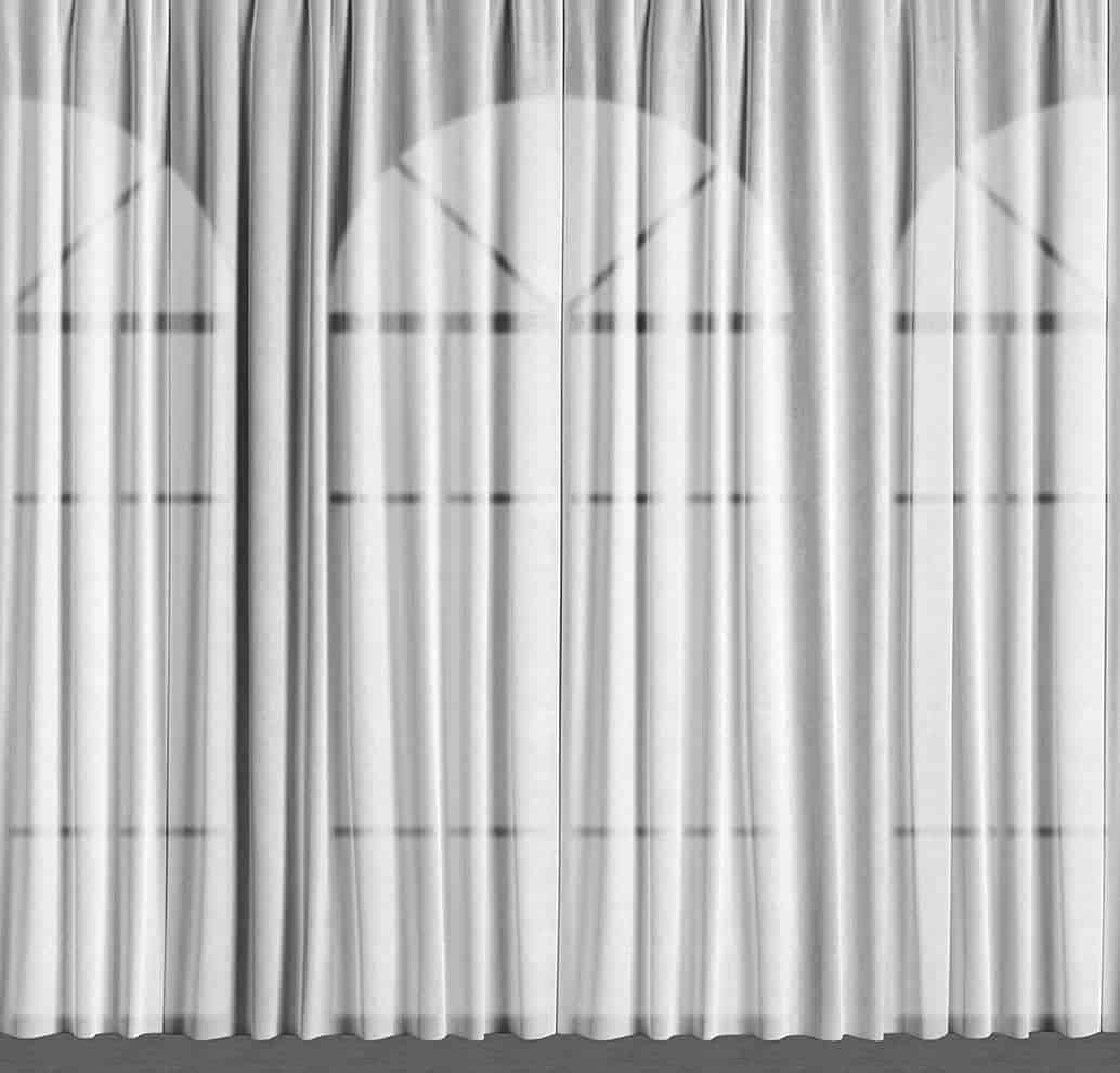 Décor Leuer d'Hiver, collection GlassWallpaper