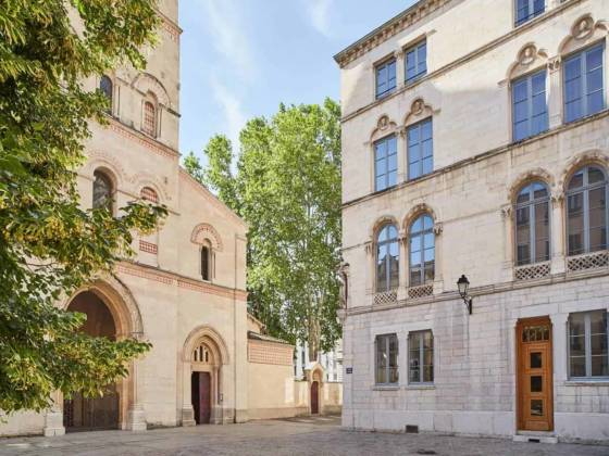 Hôtel de l'Abbaye Lyon