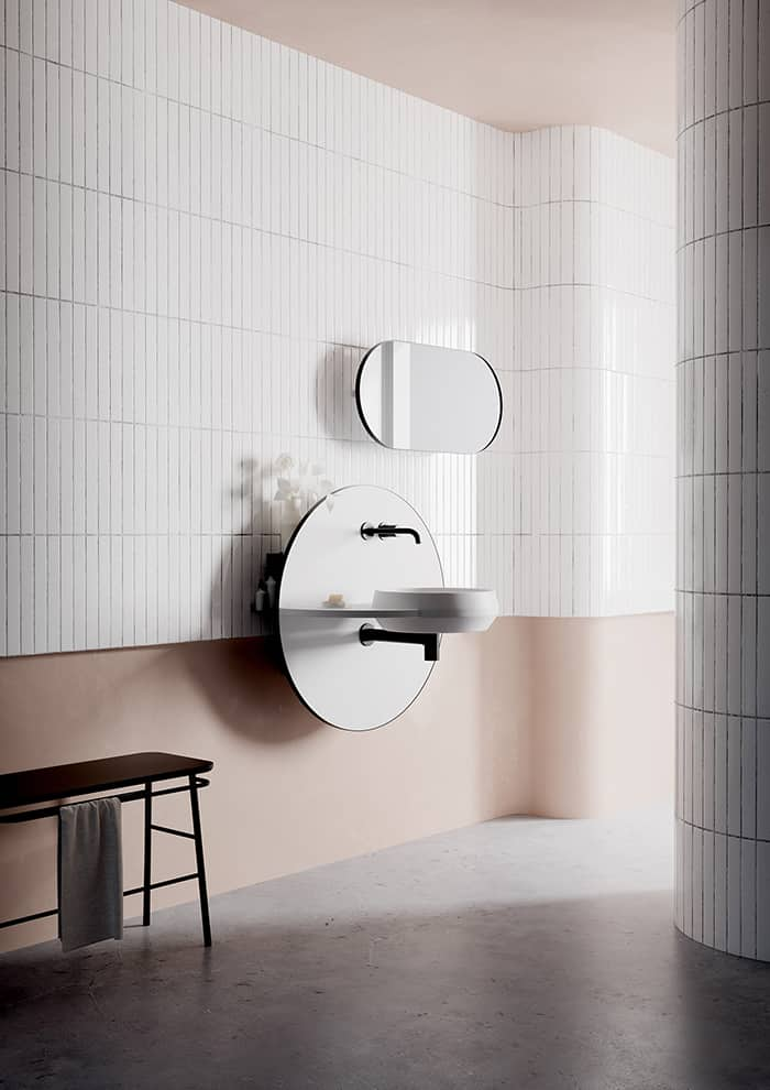 Miroirs Arco S en LivingTec®