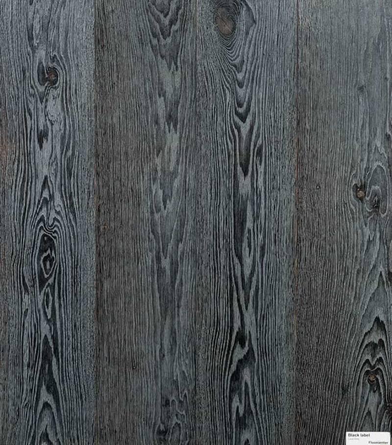 Parquet chêne contrecollé Black Label Lava Grey