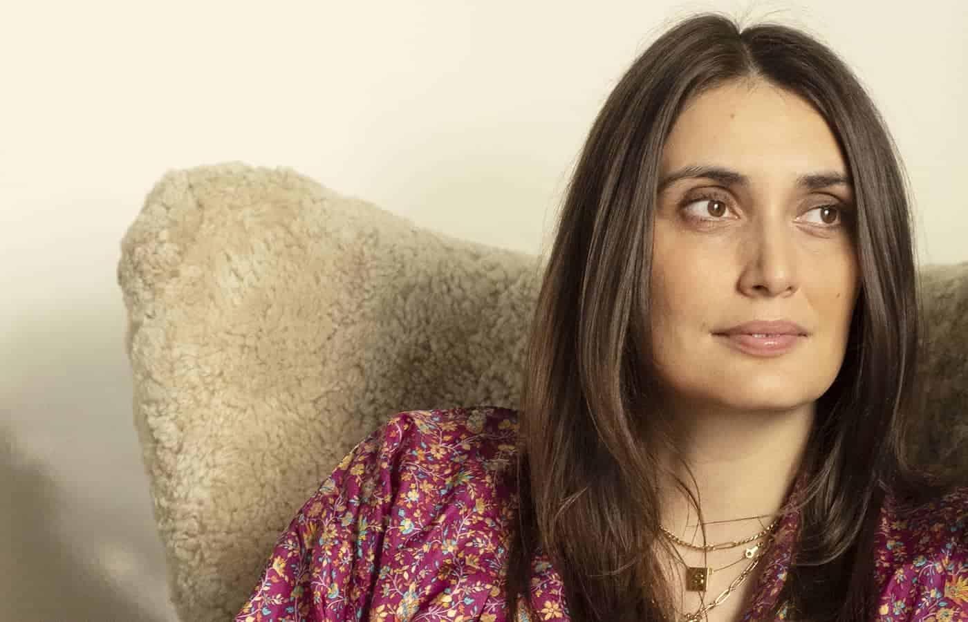 Portrait de Laura Gonzalez. ©Ambroise Tézenas