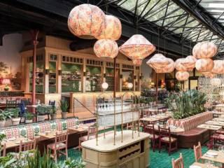 Restaurant La Gare - Lyon