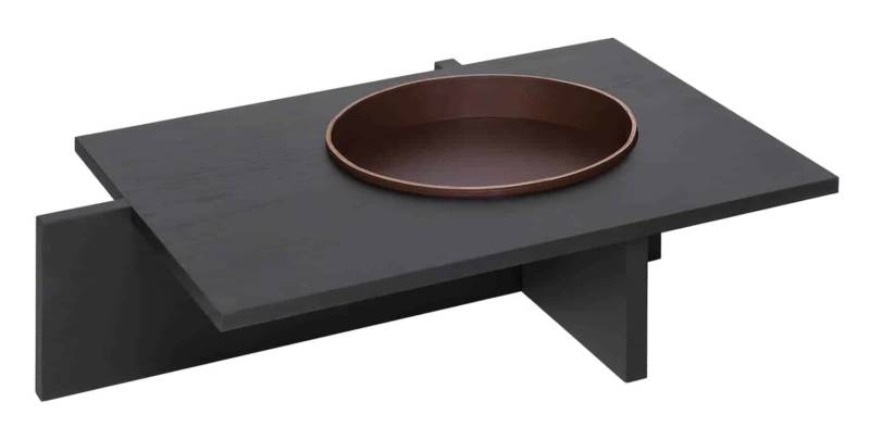 Yuga – Table basse en wenge
