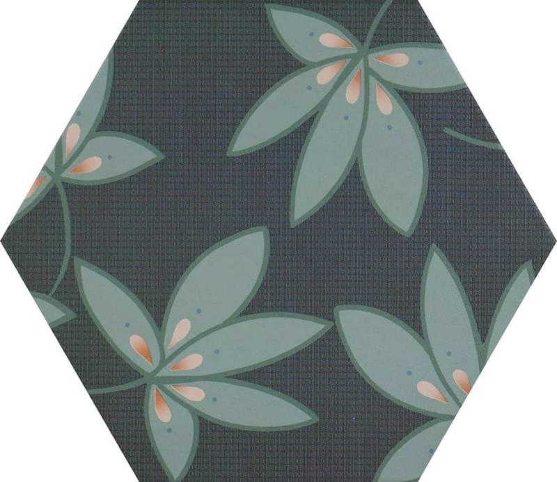 Décor – Mosaïque hexagonale