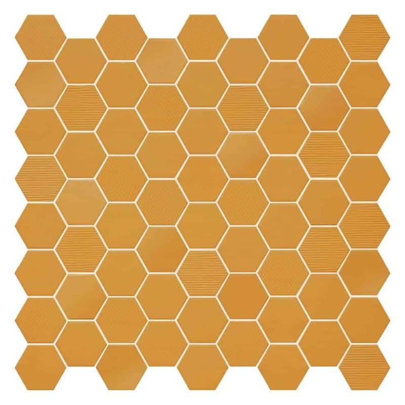 Hexa – Mosaïque grès cérame