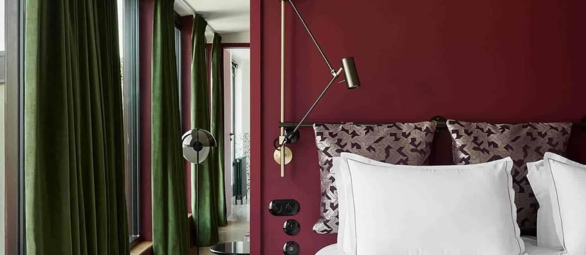 Suite de l'hôtel Le Ballu (Paris)