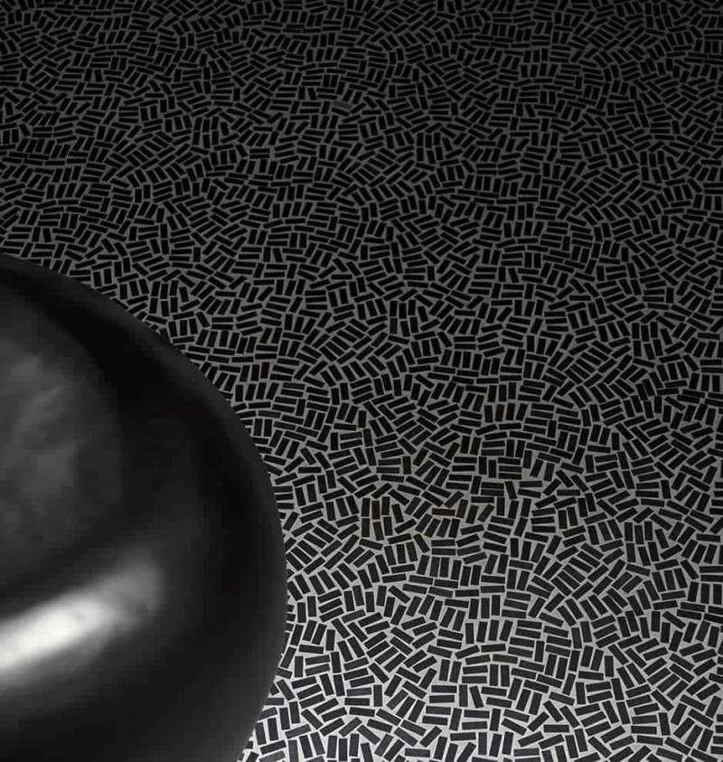P-saico – Mosaïque aléatoire tridimensionnelle