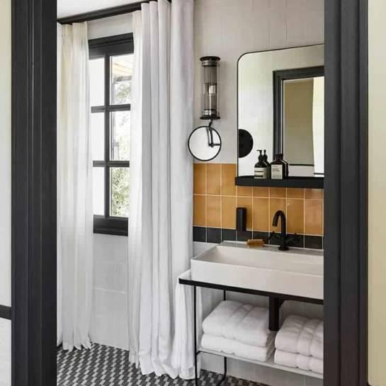 Salle de bains, hôtel du domaine Ultimate Provence