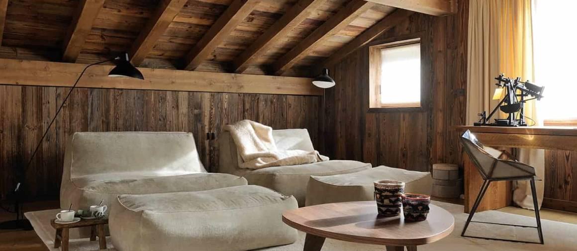 Visite privée DOMODECO -  Chalet - Architecte Marie Finat 07