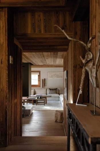 Visite privée DOMODECO -  Chalet - Architecte Marie Finat 14