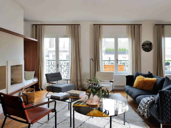 Appartement - Architecte d'intérieur Candice Bruny - 07