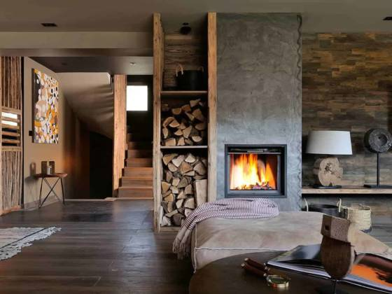 Chalet Wild Lodge - Megève - 02