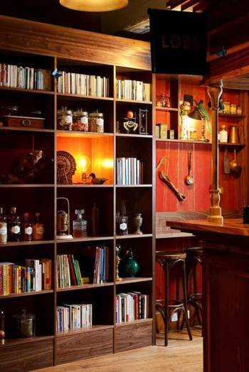 Le Cabinet de Curiosité