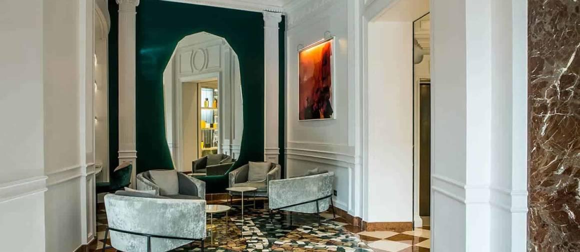 Architecte d'intérieur Jean-Philippe Nuel signe la rénovation du Sofitel Villa Borghese - 05