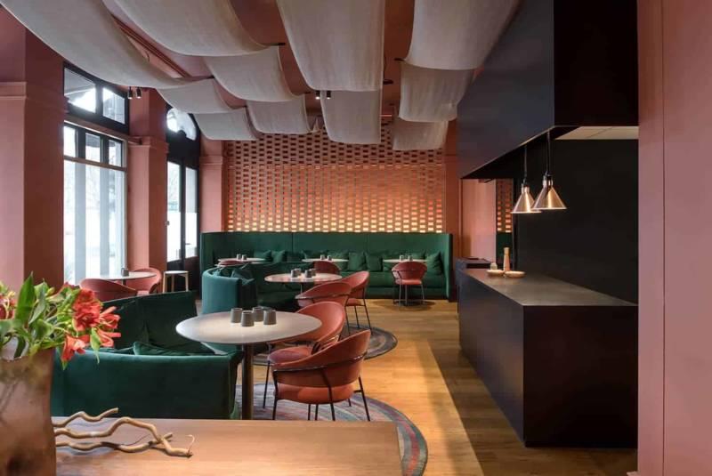 Miraflores et Yka, restaurant recto:verso