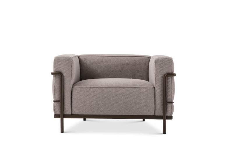 Fauteuil LC3 outdoor. LC Collection. ©Cassina