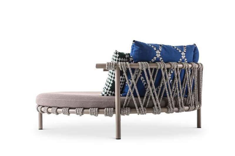Love bed Trampoline. Patricia Urquiola. ©Cassina