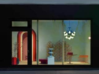 Nouveau showroom India Mahdavi au 29 rue de Bellechasse, 75007 Paris. Photo Thierry Depagne.
