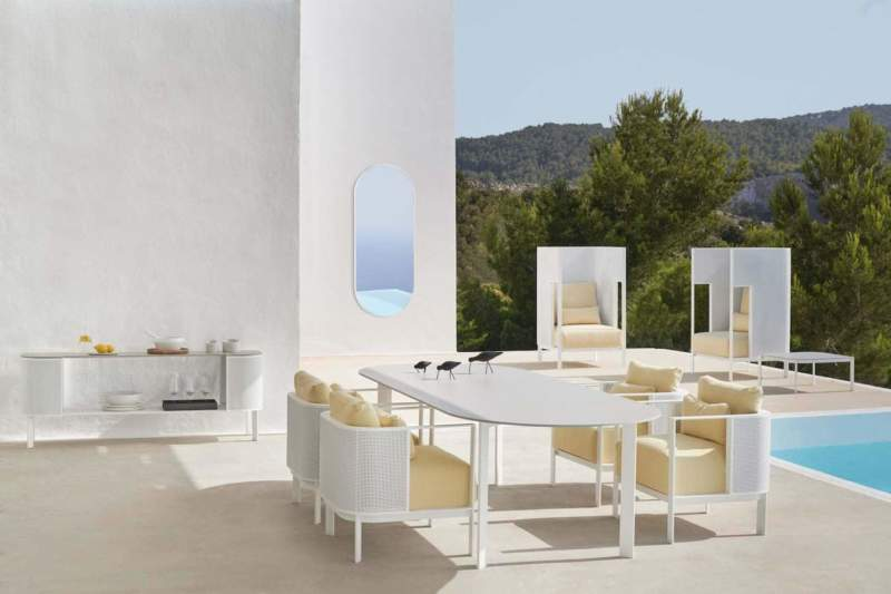 Collection Solanas. Design Daniel Germani – Gandia Blasco