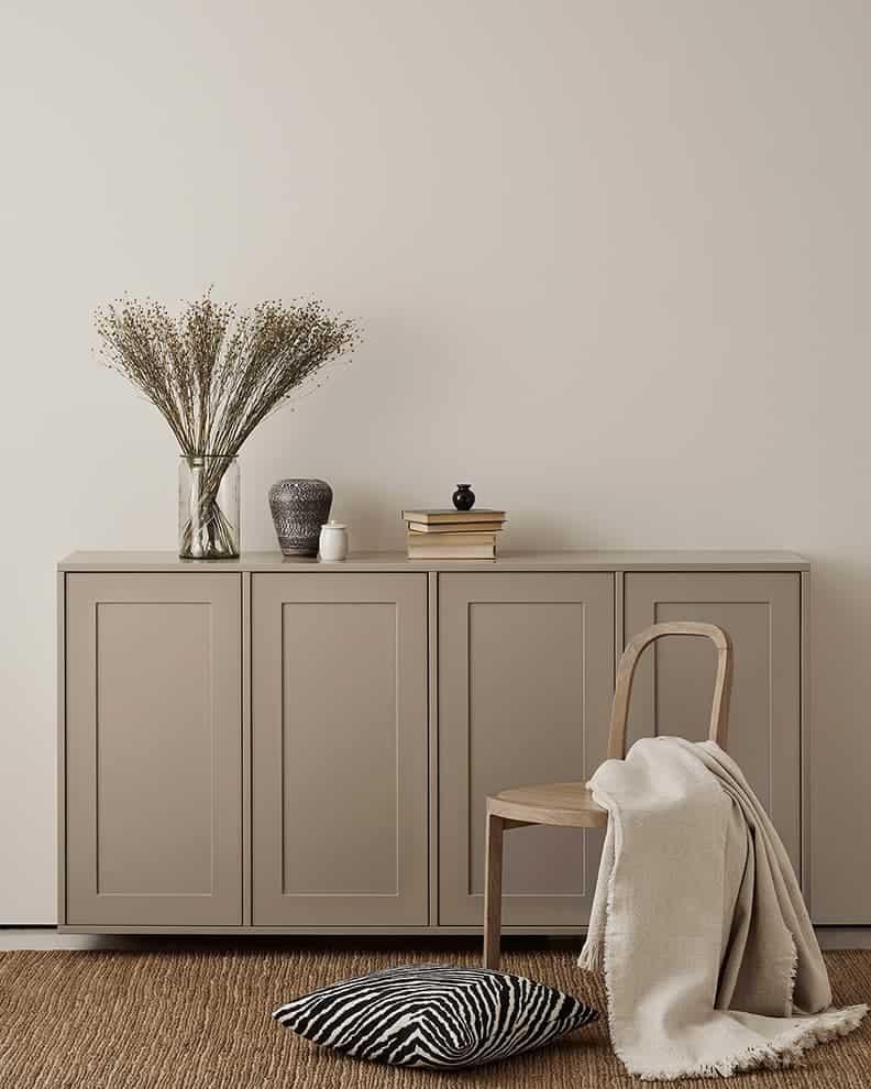 Façades Ensio, coloris Linen-Brown – A.S.Helsingö
