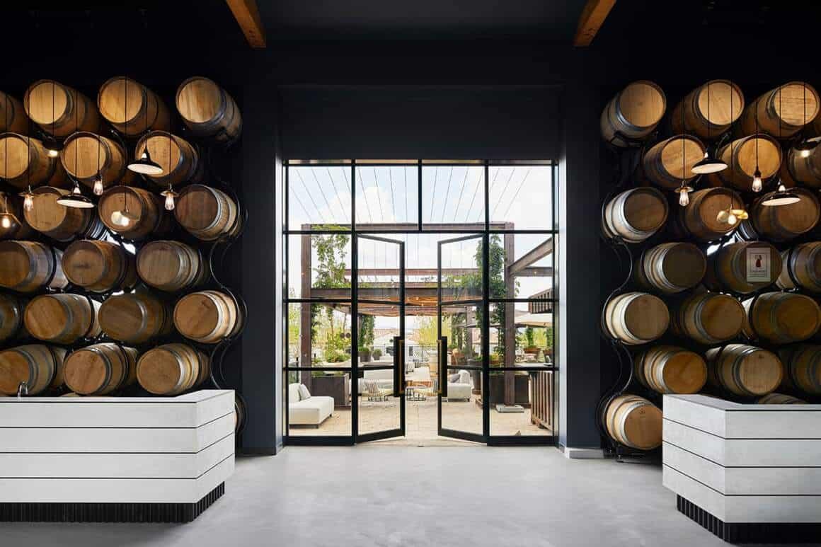 Bar à vins – Hôtel UP par Humbert & Poyet