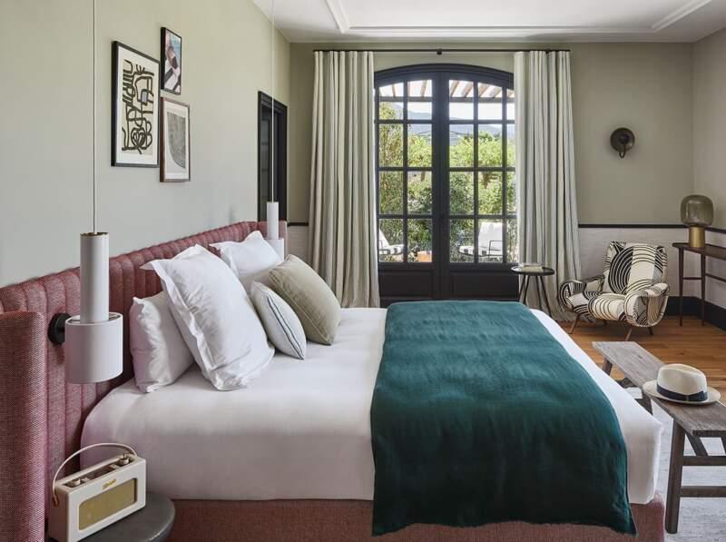 Chambre avec terrasse – Hôtel UP par Humbert & Poyet