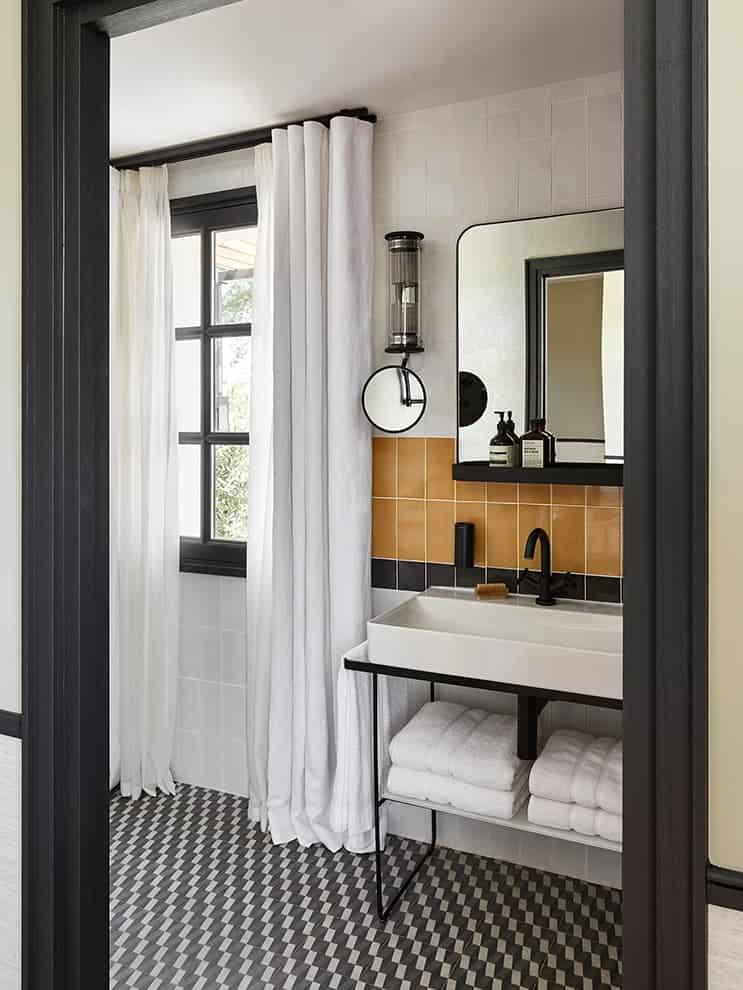 Salle de bains – Hôtel UP par Humbert & Poyet