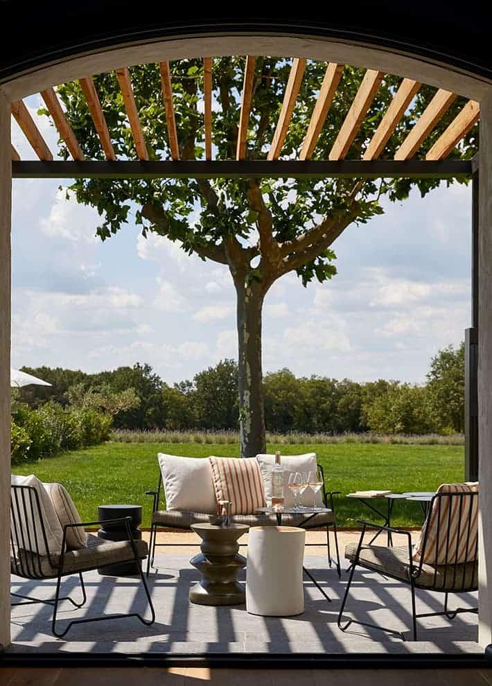 Terrasse de chambre – Hôtel UP par Humbert & Poyet