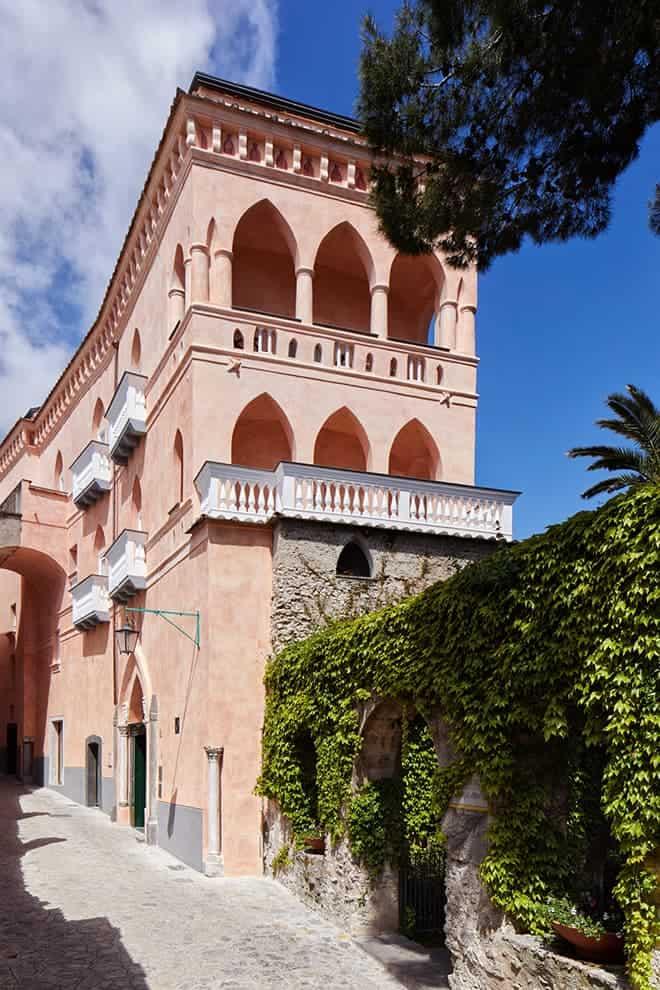 Palazzo Avino, Ravello