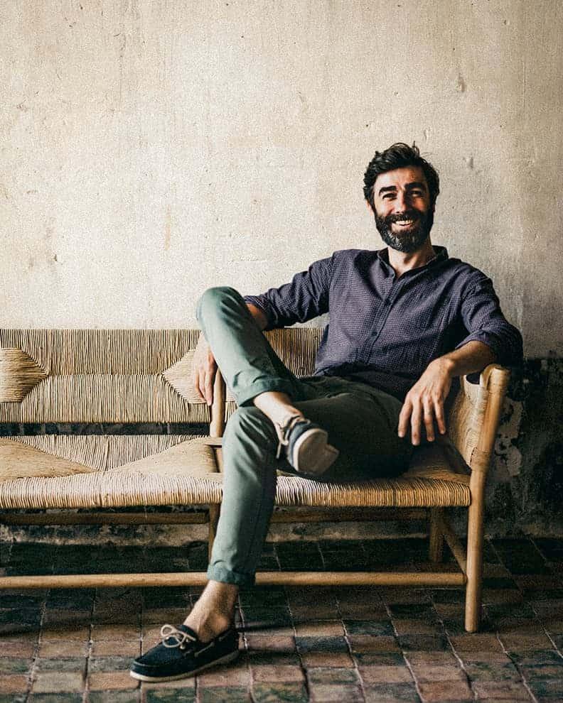 Jeremie du Chaffaut, architecte d'intérieur fondateur de MIDI