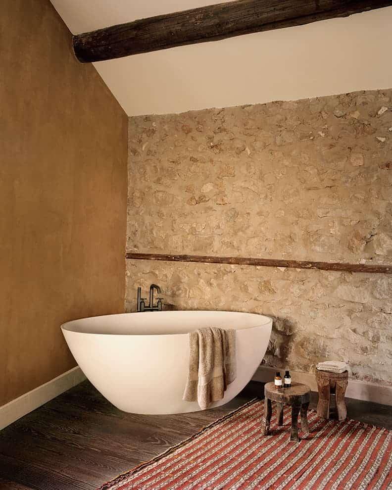 Chambre Master 2. Salle de bains de 15 m2, avec douche à l'italienne et coin baignoire
