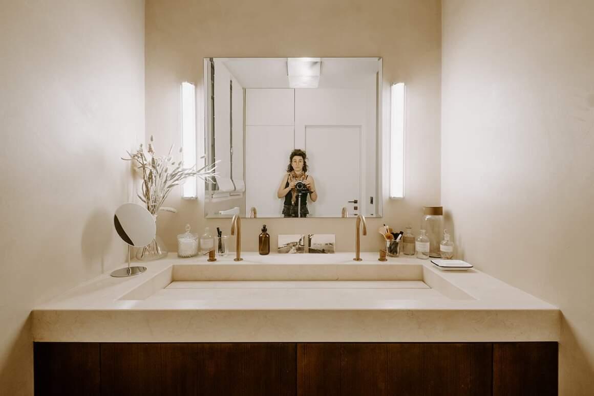 Florence Poncet – architecte – dans l'objectif du photographe Julien Hay