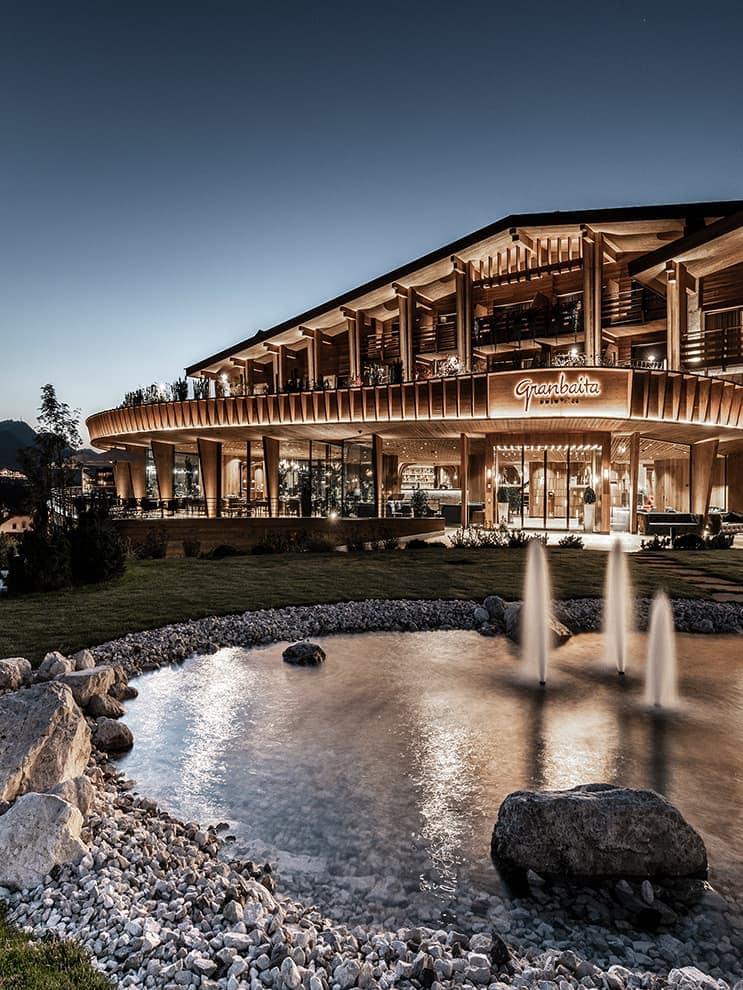Granbaita Dolomites Hotel. ©Hannes Niederkofler