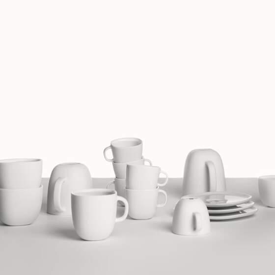 Collection Lume, design Federica Biasi pour Nespresso. Photo Alberto Strada