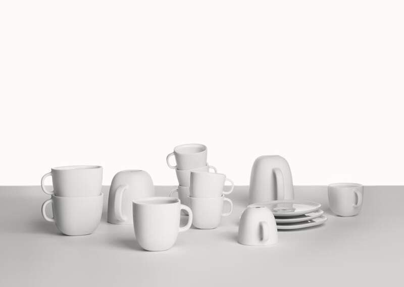 Collection Lume, design Federica Biasi pour Nespresso. Photo Alberto Strada