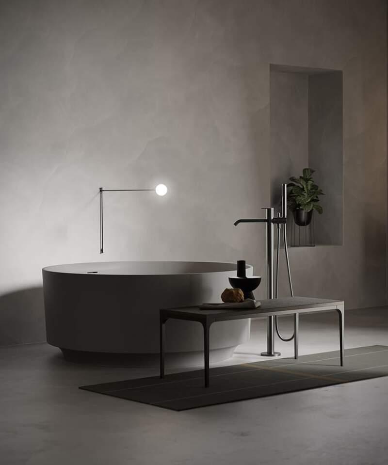 Composition Grate. Design Norm Architects – Inbani