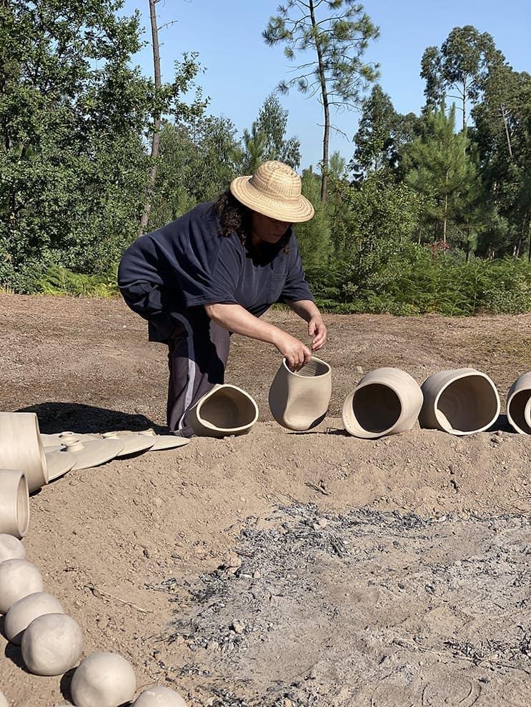 """Technique """"Soenga"""", Barro Negro – Made in Situ"""