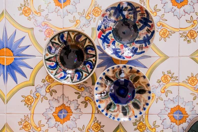 Artsian Lucio Liguori | Ceramics – Hôtel Le Sirenuse