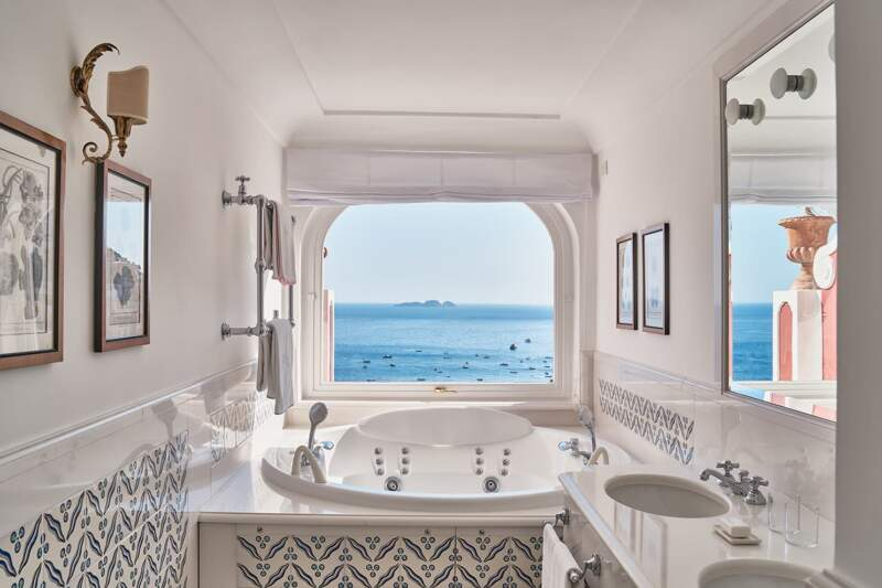Hôtel Le Sirenuse – Suite