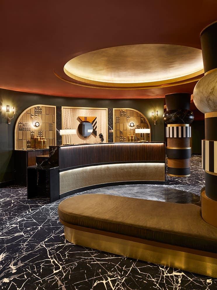 Hôtel Nest by MGallery – Lobby – Maison Numéro 20