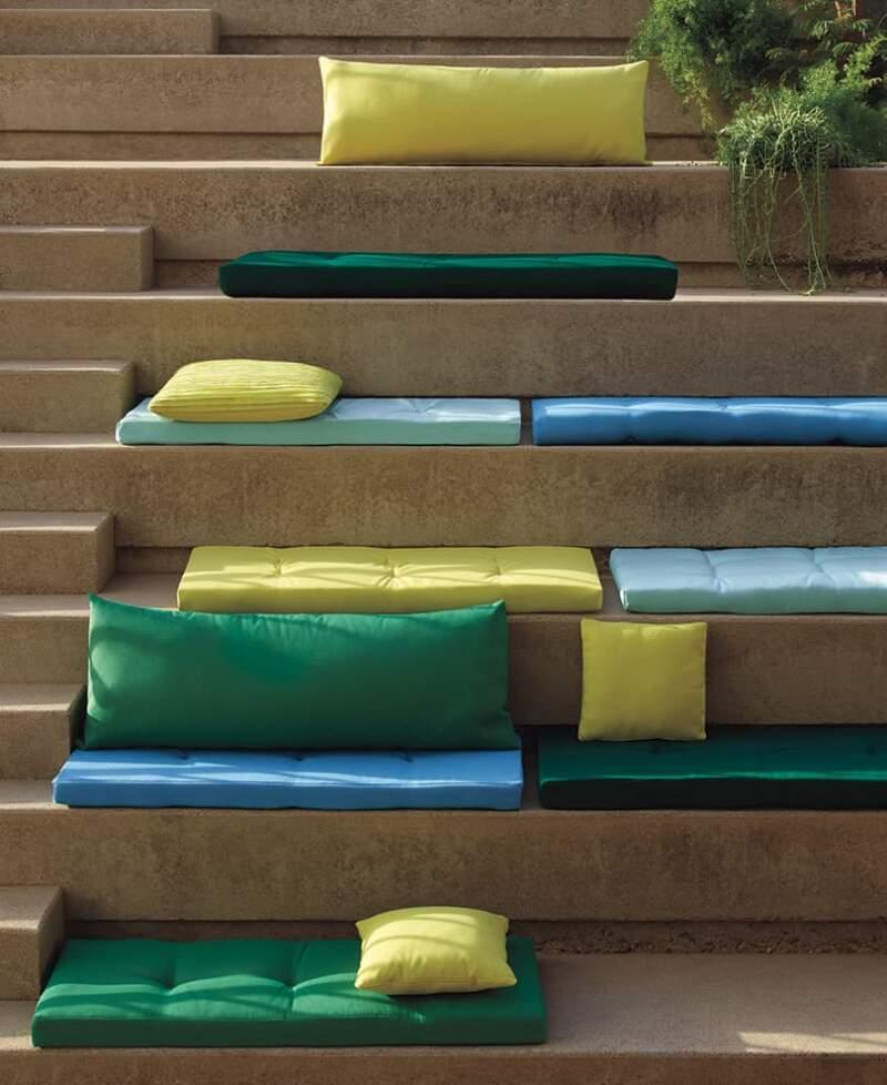Tissu acrylique teint-masse. Outdoor – Sunbrella®