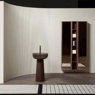 Nouvelle collection Bemade - Design Carlo Colombo - Colonne Albume - Antoniolupi
