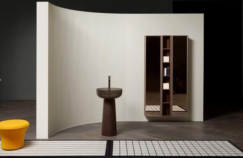 Nouvelle collection Bemade – Design Carlo Colombo – Colonne Albume – Antoniolupi