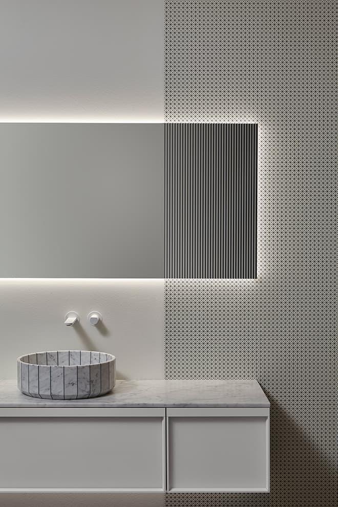 Nouvelle collection Bemade – Design Carlo Colombo – Lavabo Fonte – Antoniolupi