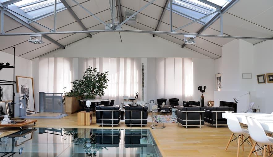 beau loft industriel de 400 m2 en plein cœur de Lyon